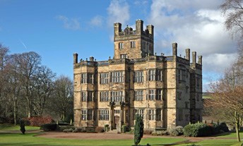 My World Lancashire Featuring Gawthorpe Hall
